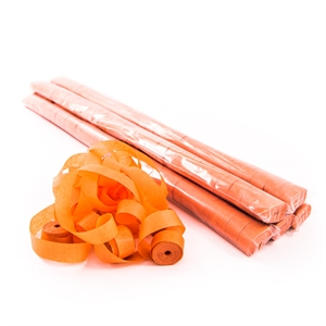 Papir Streamers Orange 10m